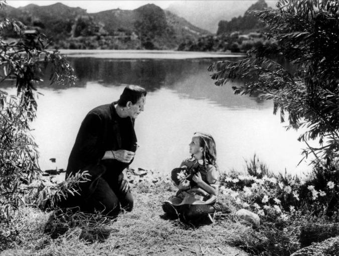 L'esprit de la ruche - Frankenstein et Maria